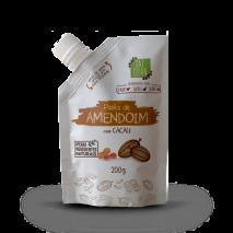 Pasta de Amendoim Cacau Zero (200g) Eat Clean