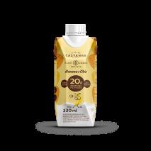 Plant Power Protein (330ml) A Tal da Castanha-Banana e Chia