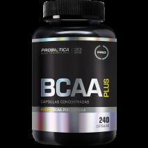 BCAA Plus (240caps) Probiótica