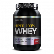 Hiper 100% Whey (900g) Probiótica