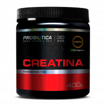 Creatina Creapure (400g) Probiótica