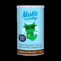 Proteína Vegetal Muke (450g) +Mu