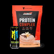 Protein Complex (1800g) New Millen + Reign (473ml)