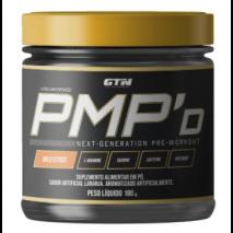 Pré Workut PMP'd (180g) GTN