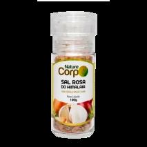 Sal Rosa com Cebola e Alho (100g) Nature Corp