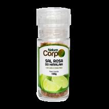 Sal Rosa com Limão e Ervas Finas (100g) Nature Corp