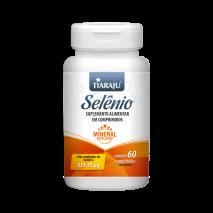 Selênio (250mg-60caps) Tiaraju