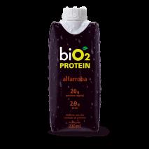 Shake Protein Alfarroba (330ml) BiO2