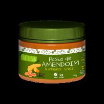 Pasta de Amendoim Turmeric (300g) EAT Clean