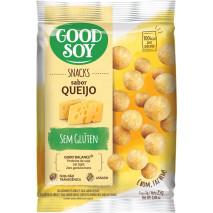 Snack de Soja Queijo (25g) Good Soy - 40% OFF