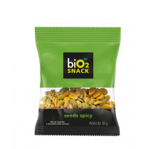 Snack Seeds (50g) BiO2-Spicy