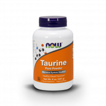 Taurine (227g) Now Sports