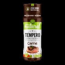 Tempero Zero Sódio Carne (50g) SS Natural
