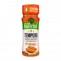 Tempero Zero Sódio Frango (50g) SS Natural