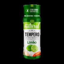 Tempero Zero Sódio Limão (50g) SS Natural