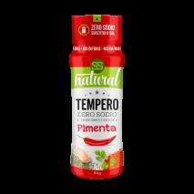 Tempero Zero Sódio Pimenta (50g) SS Natural