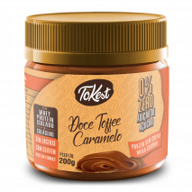 Doce Toffee Caramelo (200g) Tokest