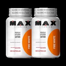 Ultimate Fire White (2x60caps) Max Titanium