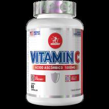 Vitamina C (1000mg-60caps) Midway