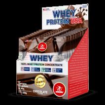 Whey Protein USA 100% (10 Sachês de 30g) Midway USA