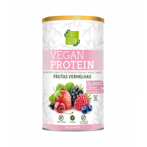 Vegan Protein Frutas Vermelhas (450g) Eat Clean