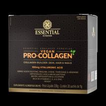 Pro-Collagen Vegan (30 Sachês de 11g) Essential Nutrition