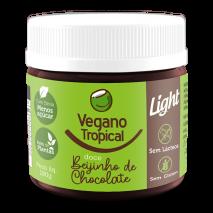 Doce Beijinho de Chocolate Vegano Tropical (180g) Tokest