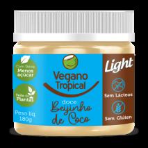 Doce Beijinho de Coco Vegano Tropical (180g) Tokest