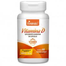 Vitamina D 2000 UI (60Caps) Tiaraju
