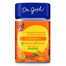 Vitamina C Adulto (30caps) Dr. Good