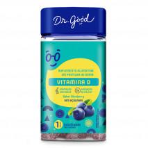 Vitamina D Adulto (60caps) Dr. Good