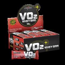 VO2 Slim Bar (24unid-30g) IntegralMedica-Morango