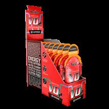 VO2 Energy Gel Caffeine (10unid) IntegralMedica-Tangerina