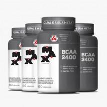 BCAA 2400 (4x60caps) Max Titanium
