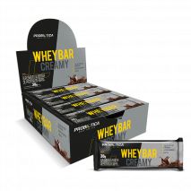 Whey Bar Creamy (Unidade-38g) Probiótica