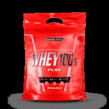 Whey 100% Pure (Refil-907g) IntegralMedica