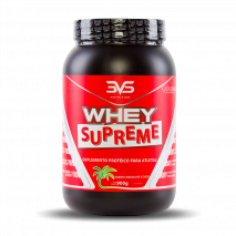 Whey Supreme Gourmet (900g) 3VS