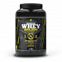 Whey Isolado (900g) Iridium