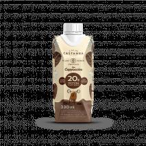 Plant Power Protein (330ml) A Tal da Castanha-Cappuccino