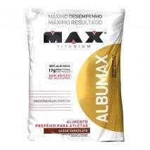 Albumax (500g) Max Titanium-Leite Condensado