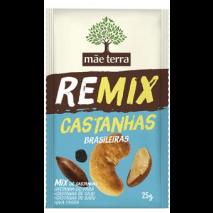 Remix Castanhas (25g) Mãe Terra
