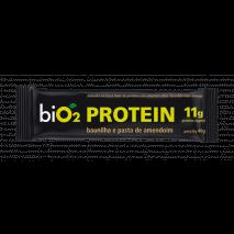 Barra de Proteína Baunilha e Pasta de Amendoim (40g) BiO2
