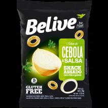 Snack Cebola e Salsa (35g) Belive