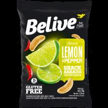 Snack Lemon Pepper 35g - Belive
