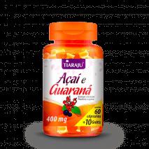 Açaí e Guaraná (70caps) Tiaraju