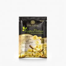 Veggie Protein (Sachê) Essential Nutrition-Banana com Canela