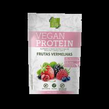 Vegan Protein Frutas Vermelhas Sachê (30g) Eat Clean