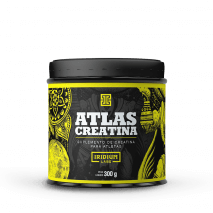 Atlas Creatina (300g) Iridium